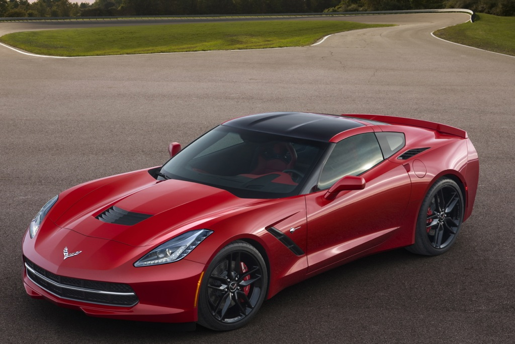2014 Chevrolet Corvette Convertible: New York Auto Show