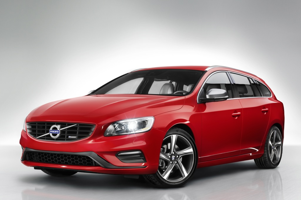 2014 Volvo V60: New York Auto Show