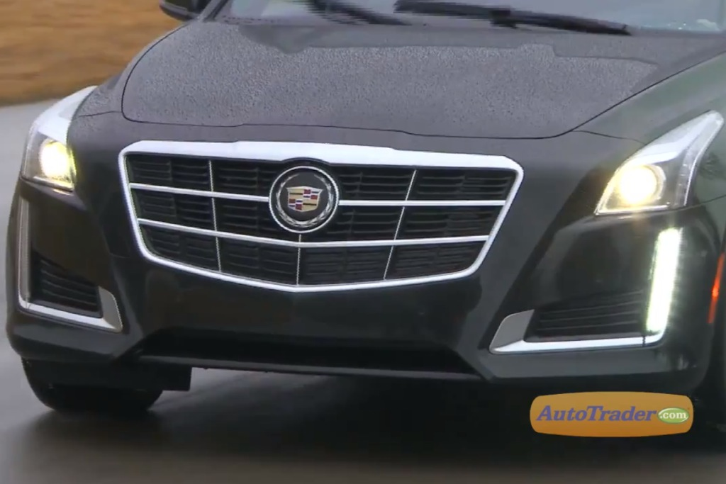 2014 Cadillac CTS: New York Auto Show - Video