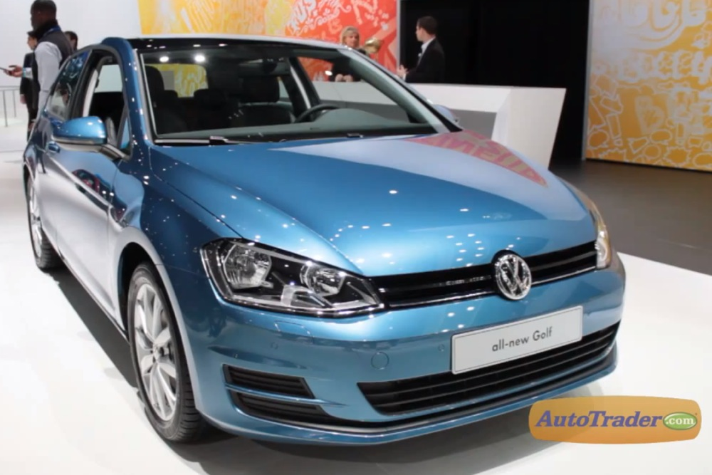 2015 VW Golf: New York Auto Show - Video