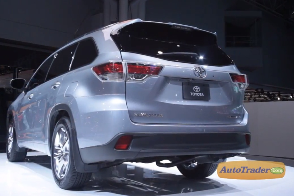 2014 Toyota Highlander : New York Auto Show - Video