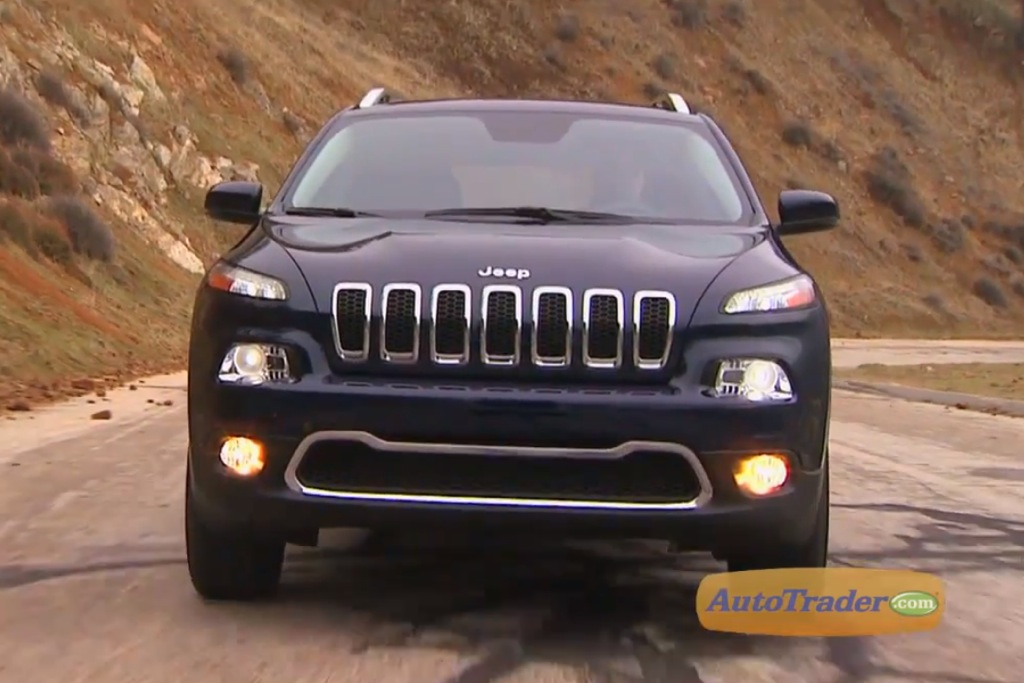 2014 Jeep Cherokee: New York Auto Show - Video