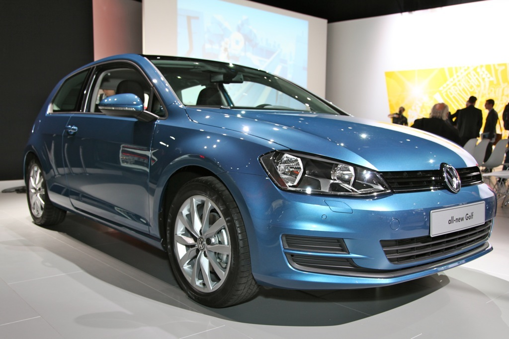 Volkswagen Golf Awarded World Car of the Year in New York