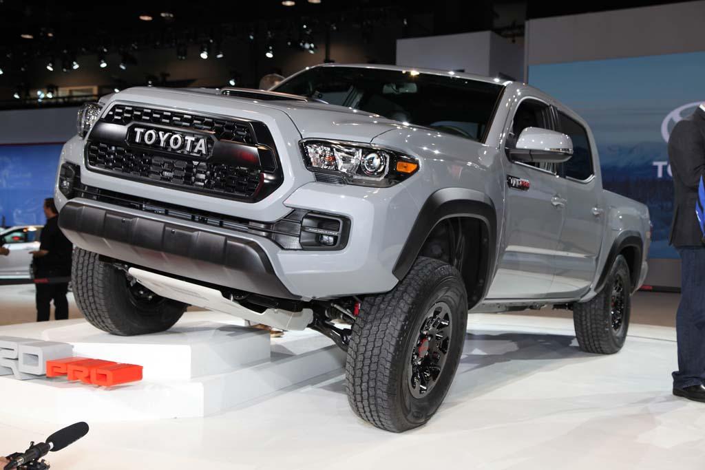 Toyota Tacoma TRD Pro: Chicago Auto Show