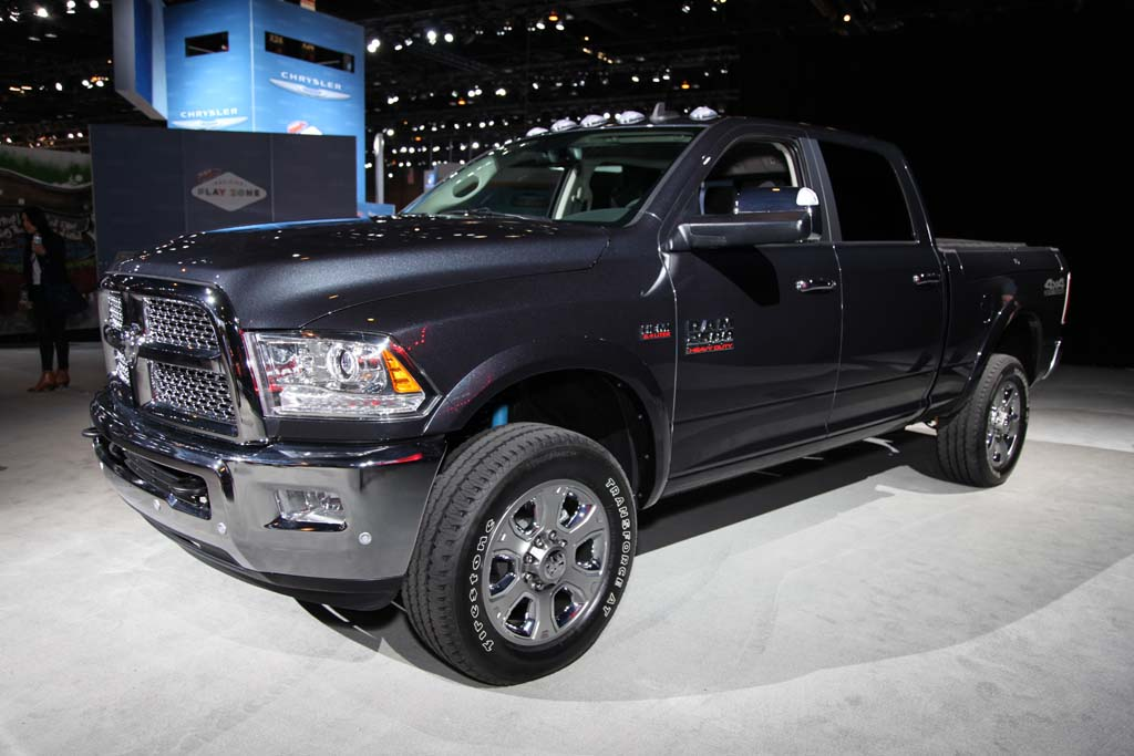 RAM 2500 Off-Road Pack: Chicago Auto Show