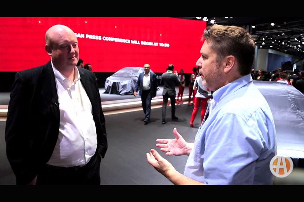 Nissan Autonomous Q&A: Paris Auto Show - Video