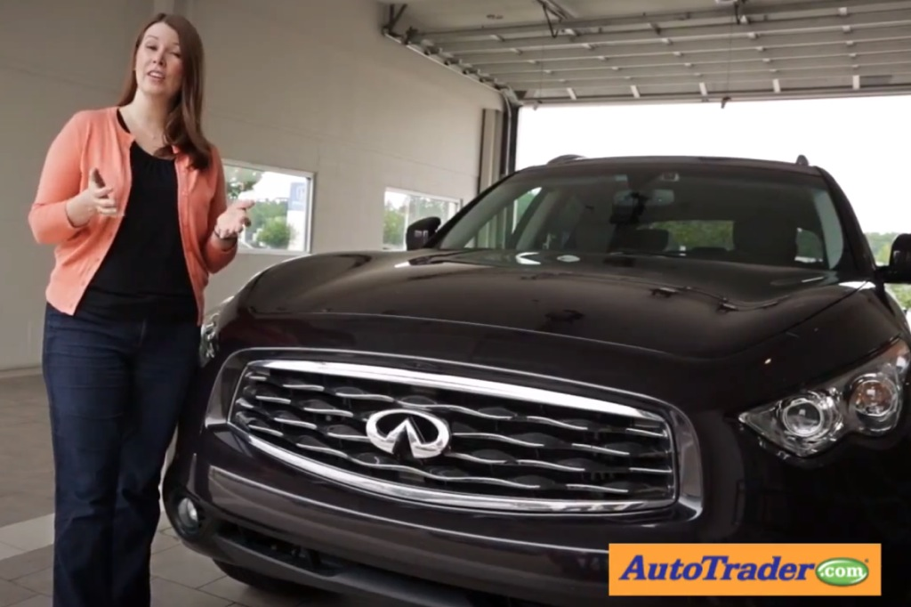 Buying a Certified Pre-Owned Infiniti - Video