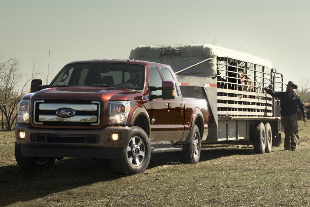 How to Choose the Best Pickup for Towing