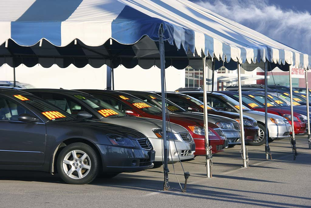 Buying a Car: Find Out How Long a Dealership Has Had a Car