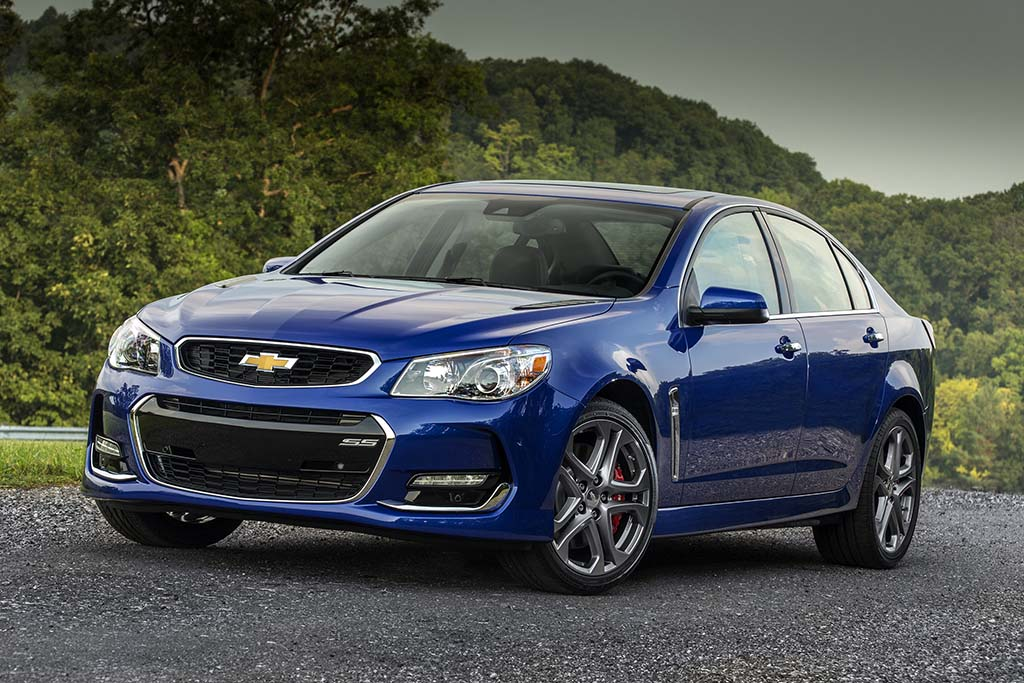 The Chevrolet SS Never Stood a Chance