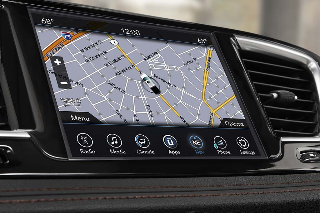 A Navigation System: Cheaper Than You Think