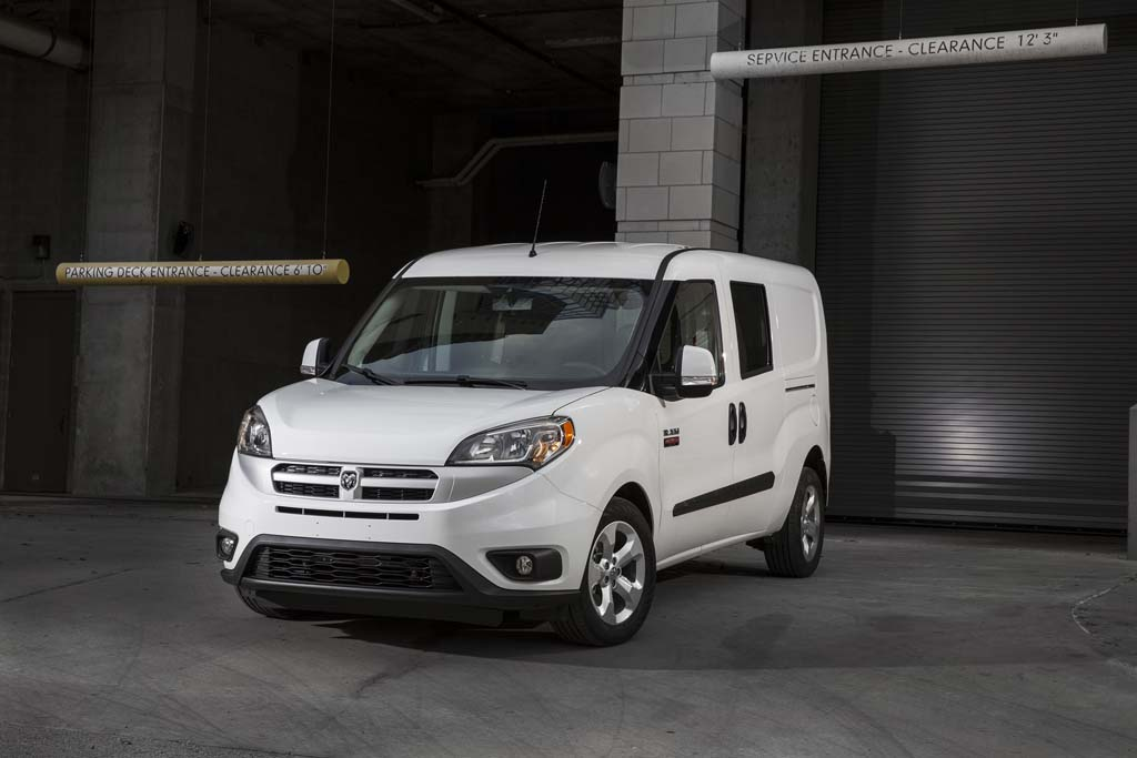 What's With All the New Cargo Vans?
