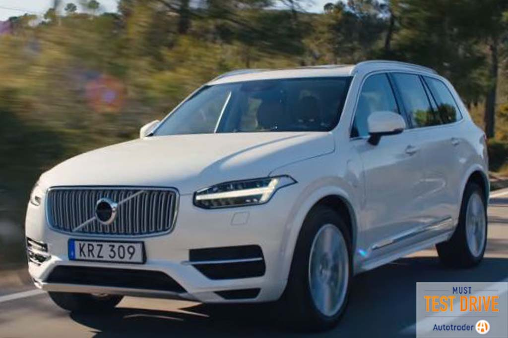 2016 Volvo XC90: Must Test Drive - Video