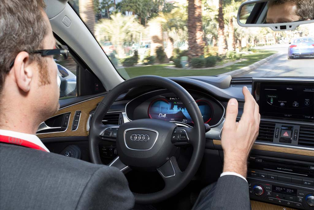 Can Self-Driving Cars and Human-Controlled Vehicles Coexist?