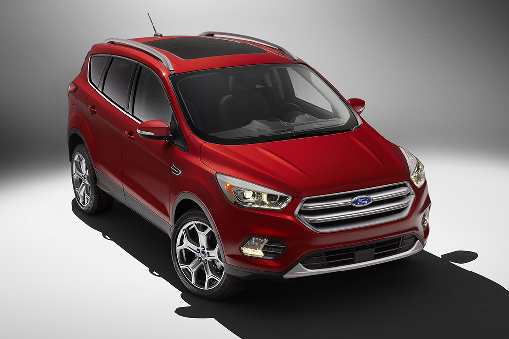 2017 Ford Escape: A Glimpse at the Future of Ford Smart Mobility