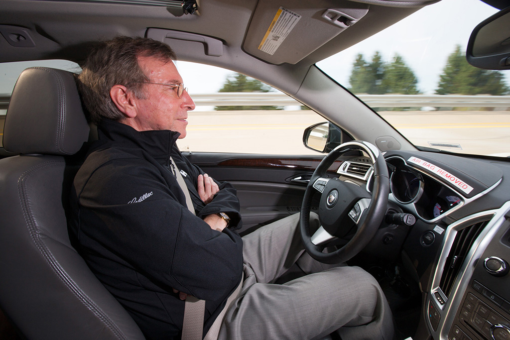 Self-Driving Cars: Trust May Be a Bigger Hurdle Than Technology
