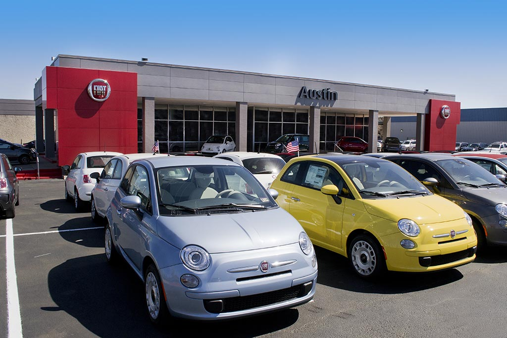 Buying a Car? Make an Appointment at a Dealership