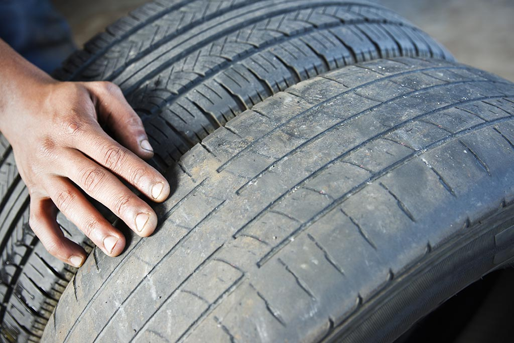 Should You Replace Old Tires Even If They Have Tread Left?