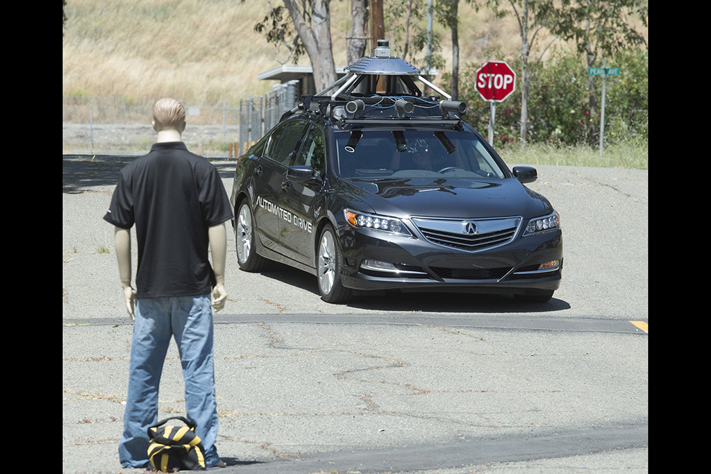 California Approves Testing of Unmanned Self-Driving Cars