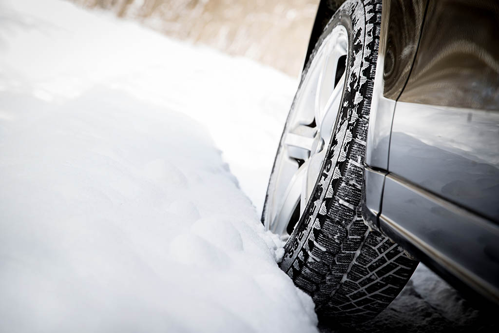 Winter Tires Really Do Improve Handling and Traction on Snow and Ice