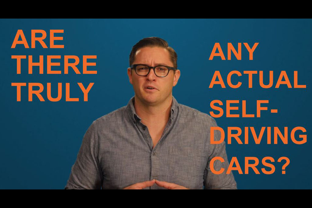 What's an Autonomous Vehicle? - Video