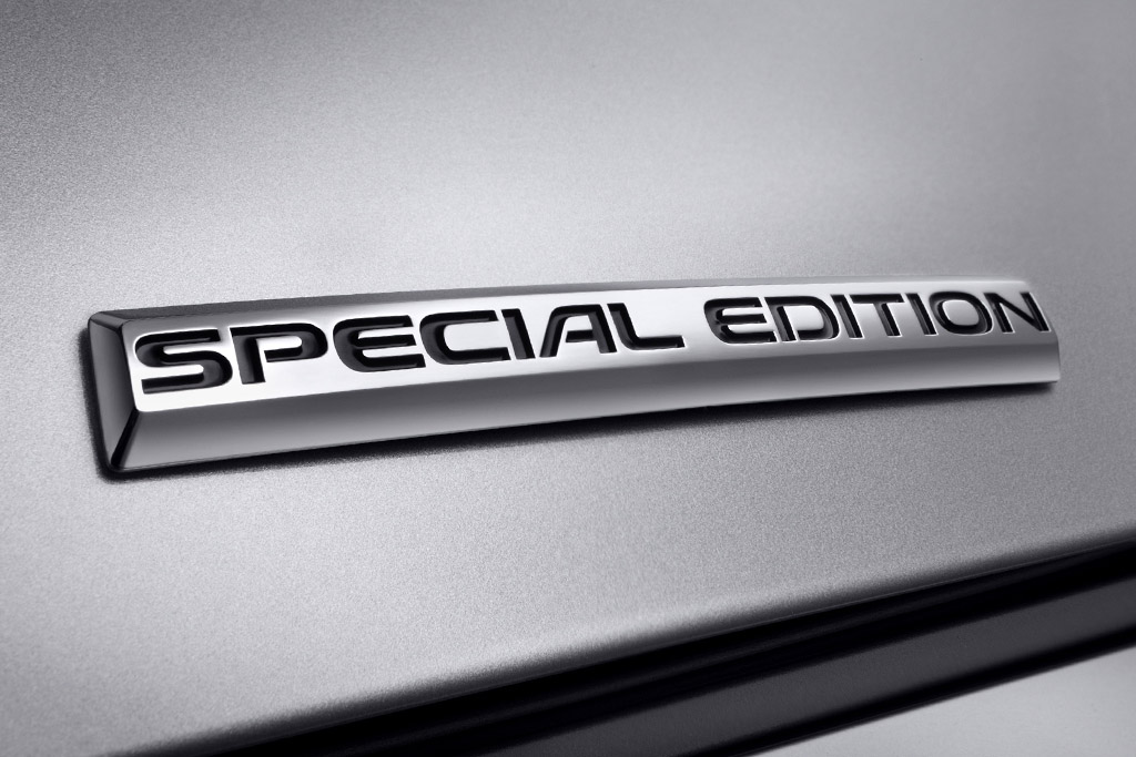 Is an Automotive Special Edition Really Special?