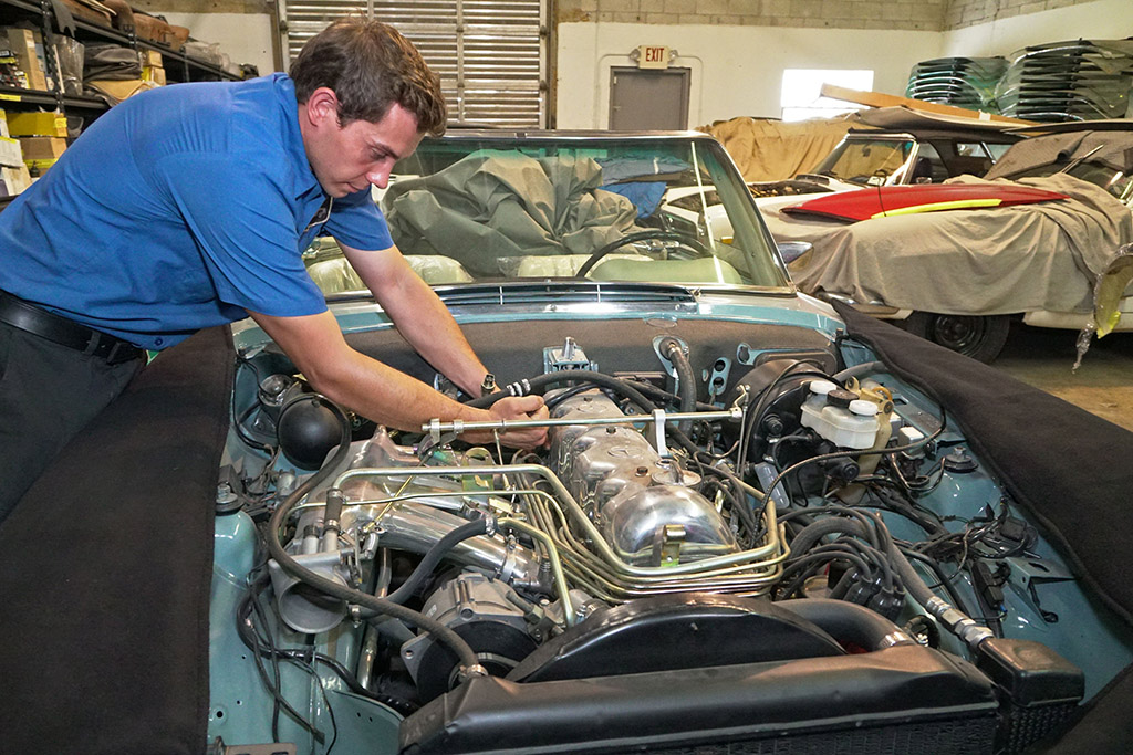 Why Your Classic Car Deserves a Specialist's Touch