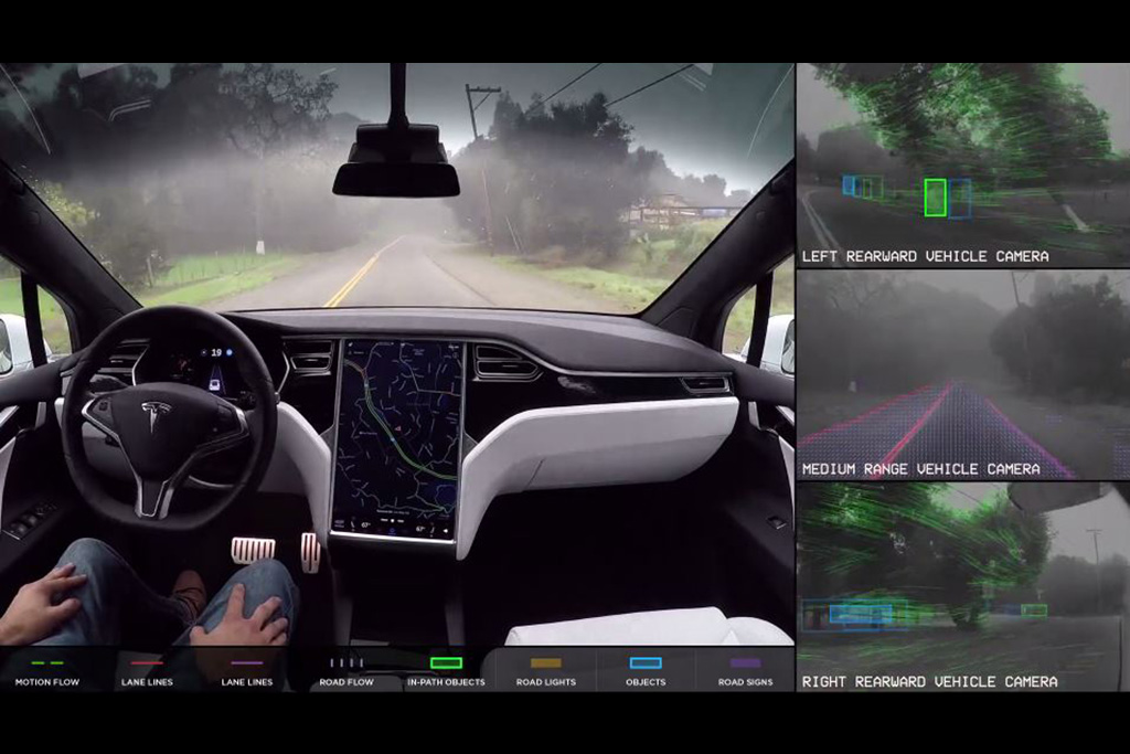Self-Driving Cars: Some Tesla Owners Still Don't Grasp Shortcomings of Autopilot