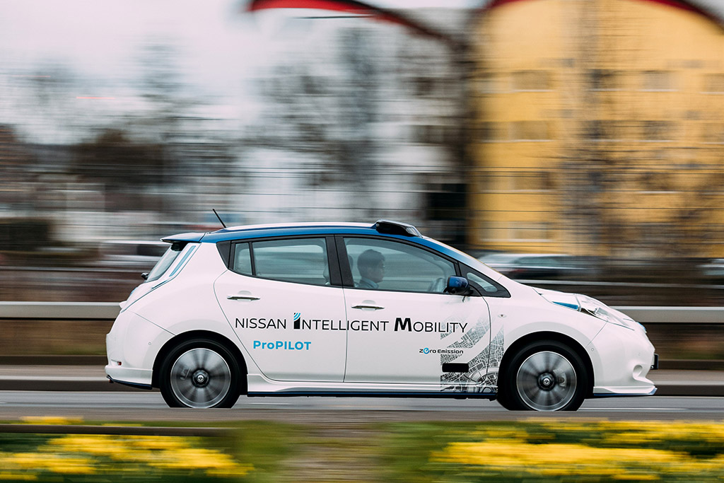 Self-Driving Cars: U.S. House Panel Takes First Step to Regulate Autonomous Vehicles