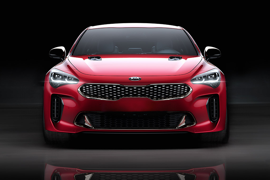 2018 Kia Stinger: Taming a Rowdy Performer With Sound and Technology