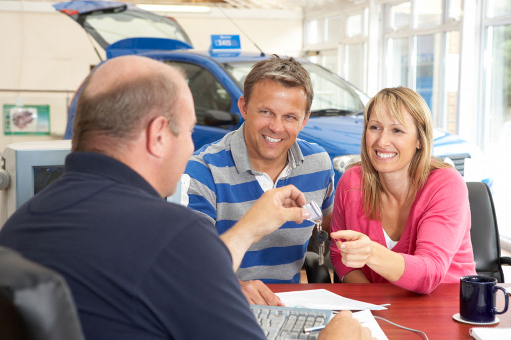 New Car Financing Terms Explained