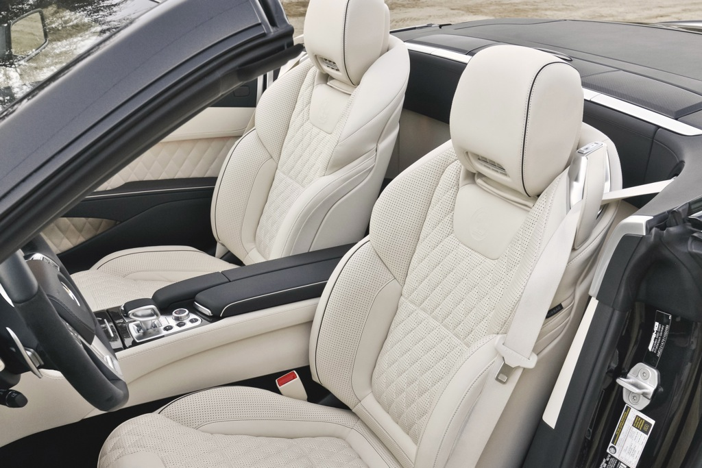 Luxury Car Features That Improve Your Comfort