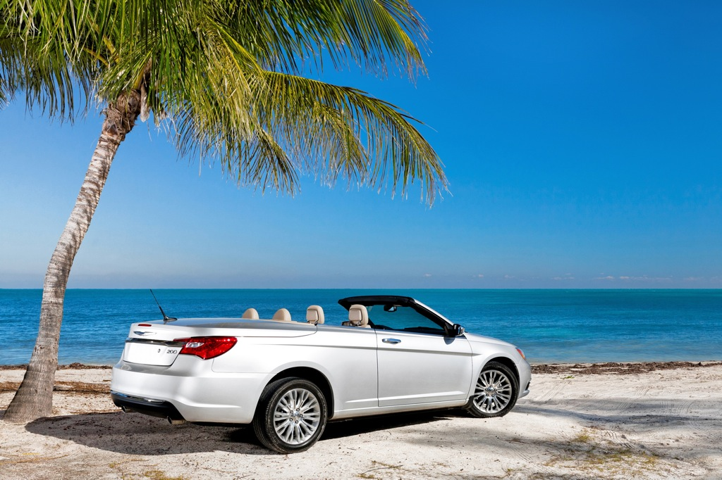 Convertible Cars May Be More Practical Than You Think