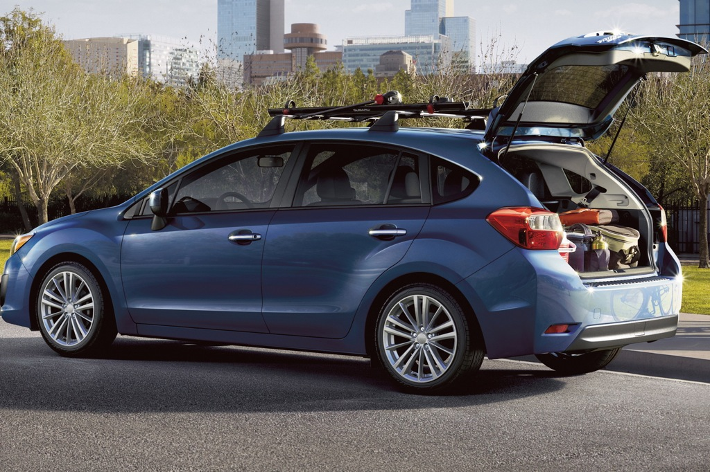 Hatchback vs Sedan: Why You Might Want to Consider a Hatchback