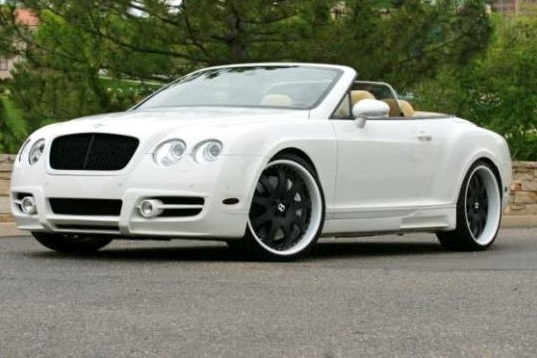 For Sale on AutoTrader: Janet Jackson & Jermaine Dupri's Bentley featured image large thumb0