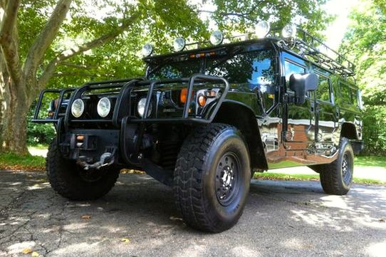 For Sale on AutoTrader: Baseball Star Jim Thome's Hummer H1 featured image large thumb0
