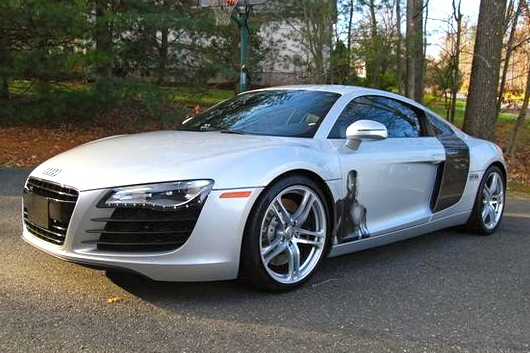 For Sale on AutoTrader: Iron Man's Audi R8 featured image large thumb0