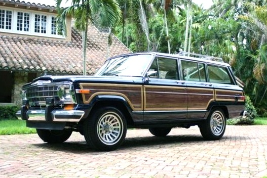 Hank Williams Jr.'s Grand Wagoneer: For Sale on AutoTrader featured image large thumb0
