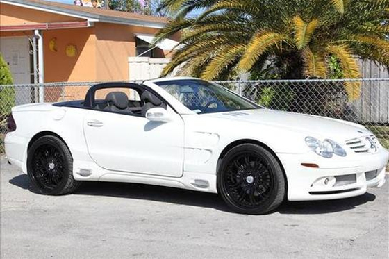 MLB All-Star Tejada's SL500: For Sale on AutoTrader