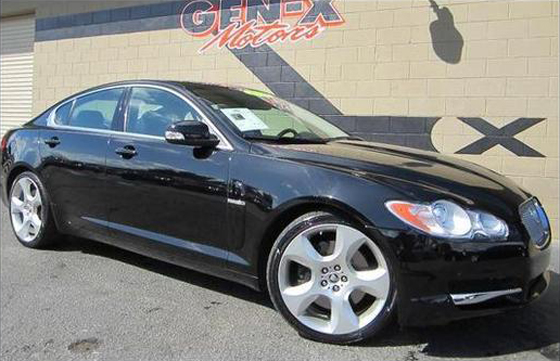 Backstreet Boy's Supercharged Jag: For Sale on AutoTrader featured image large thumb0