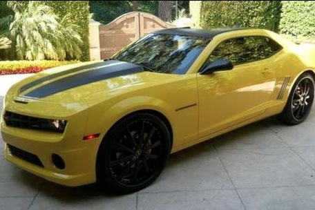 Dr. Phil's Camaro: For Sale on AutoTrader