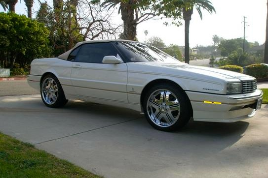 Tom Petty's Cadillac Allante: For Sale on AutoTrader featured image large thumb0