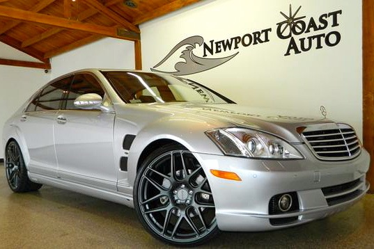 Junior Seau's Mercedes S550: For Sale on AutoTrader