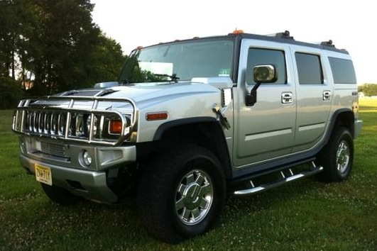 Steelers QB Leftwich's HUMMER H2: For Sale on AutoTrader featured image large thumb0