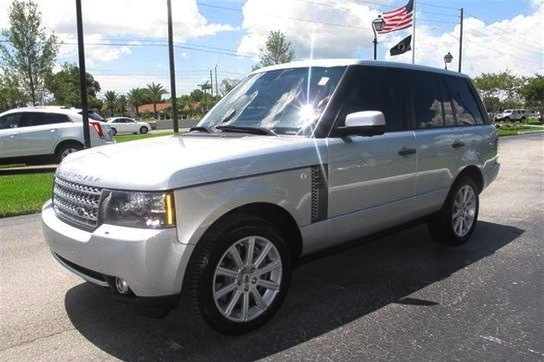Tony Little's Range Rover: For Sale on AutoTrader featured image large thumb0