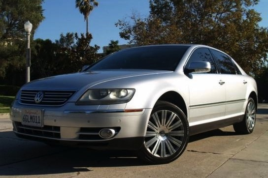 Adrien Brody's Volkswagen Phaeton: For Sale on AutoTrader featured image large thumb0