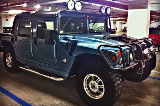 HUMMER H1 from Burn Notice: For Sale on AutoTrader featured image large thumb0