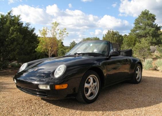 Drew Carey's Porsche 911: For Sale on AutoTrader featured image large thumb0