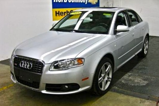 For Sale on AutoTrader.com: New England Patriot's Audi A4