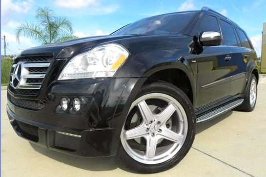 For Sale on AutoTrader: A Hockey Player's Custom Mercedes SUV